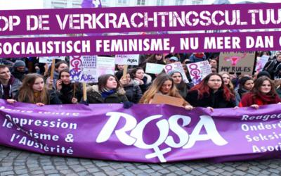 Stop de verkrachtingscultuur: Socialistisch feminisme, nu meer dan ooit!