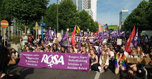 [Meeting – Gent] Geweld op vrouwen en LGBTQIA+ personen, hoe samen de strijd ?