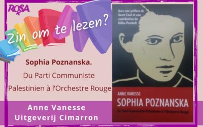 Sophia Poznanska: het verhaal van een moedige heldin van het verzet